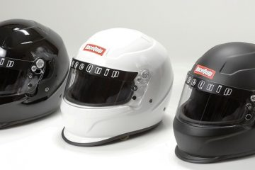 Automobile Racing Helmets